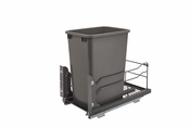 Rev-A-Shelf - 53WC-1535SCDM-113 - 35 QT Pull-Out Waste Container Soft-Close