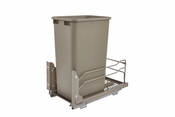 Rev-A-Shelf - 53WC-1550SCDM-112 - 50 QT Pullout Waste Container Soft-Close