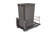 Rev-A-Shelf - 53WC-1550SCDM-113 - 50 QT Pull-Out Waste Container Soft-Close