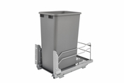 Rev-A-Shelf - 53WC-1550SCDM-117 - 50 QT Pullout Waste Container Soft-Close