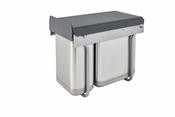 Rev-A-Shelf - 8-785-30-2SS - Pullout Under-Sink Waste Containers