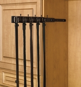 "Rev-A-Shelf - BRC-14ORB - 14"" Oil Rubbed Bronze Pullout Belt Rack"