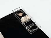 Rev-A-Shelf - CA-LGORG-1 - Acrylic Jewelry Organizer