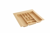 Rev-A-Shelf - CT-4A-52 - Extra Large Almond Cutlery Organizer