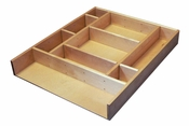 "Rev-A-Shelf - LD-4CT21-1 - 21"" Large Wood Customizable Drawer Kit"