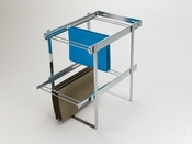 Rev-A-Shelf - RAS-FD-KIT - Chrome Two-Tier File Drawer System