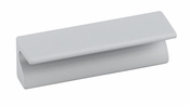 Richelieu - Contemporary Aluminum Pull - 4604 - BP46043210 - Aluminum - 10
