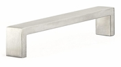 Richelieu - Contemporary Stainless Steel Pull - 7544 - BP7544160170 - Stainless Steel - 170