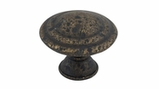 Richelieu - Traditional Metal Knob - 2063 - BP20630138 - Spotted Bronze - 138