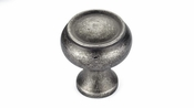 Richelieu - Traditional Metal Knob - 5120 - BP5120530142 - Pewter - 142