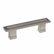 Richelieu - Traditional Metal Pull - 7809 - BP78096195 - Brushed Nickel - 195