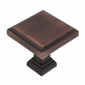 Richelieu - Transitional Metal Knob - 7953 - BP79532BORB - Brushed Oil-Rubbed Bronze - BORB