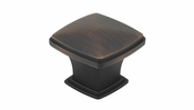 Richelieu - Transitional Metal Knob - 810 - BP81045BORB - Brushed Oil-Rubbed Bronze - BORB