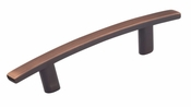 Richelieu - Transitional Metal Pull - 650 - BP65076BORB - Brushed Oil-Rubbed Bronze - BORB