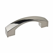 Richelieu - Transitional Metal Pull - 8252 - BP825276180 - Polished Nickel - 180