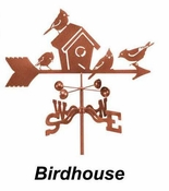 Royal Crowne - Windcup Collection - Birdhouse
