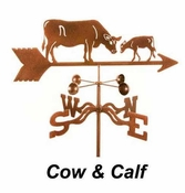 Royal Crowne - Windcup Collection - Cow & Calf