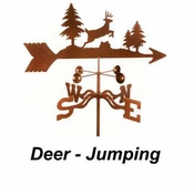 Royal Crowne - Windcup Collection - Deer - Jumping