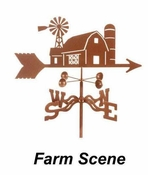 Royal Crowne - Windcup Collection - Farm Scence
