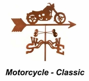 Royal Crowne - Windcup Collection - Motorcycle - Classic