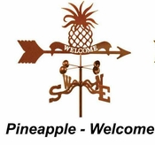 Royal Crowne - Windcup Collection - Pineapple - Welcome