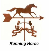 Royal Crowne - Windcup Collection - Running Horse