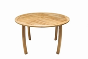 Royal Teak - Dolphin Table 50 Inch Round - DP50R