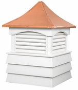 Good Directions - Sherwood Style - Louvered Cupola - 2118SV