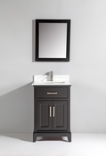 Vanity Art - Bathroom Vanity Set - VA1024E - Espresso