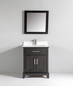Vanity Art - Bathroom Vanity Set - VA1030-E - Espresso
