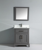 Vanity Art - Bathroom Vanity Set - VA1030-G - Grey