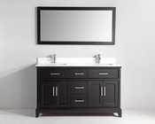 Vanity Art - Bathroom Vanity Set - VA1060DE - Espresso