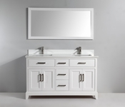 Vanity Art - Bathroom Vanity Set - VA1060DW - White