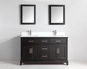 Vanity Art - Bathroom Vanity Set - VA1072DE - Espresso
