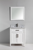 Vanity Art - Bathroom Vanity Set - VA2030-W - White