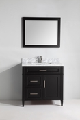 Vanity Art - Bathroom Vanity Set - VA2036-E - Espresso