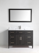 Vanity Art - Bathroom Vanity Set - VA2048-E - Espresso