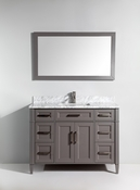 Vanity Art - Bathroom Vanity Set - VA2048-G - Grey