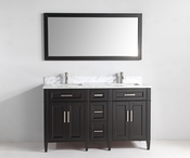 Vanity Art - Bathroom Vanity Set - VA2060DE - Espresso