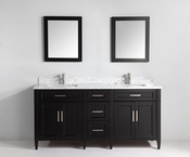 Vanity Art - Bathroom Vanity Set - VA2072D-E - Espresso