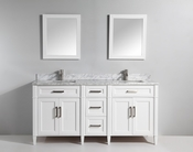 Vanity Art - Bathroom Vanity Set - VA2072D-W - White