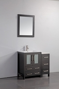 Vanity Art - Bathroom Vanity Set - VA3024-36E - Espresso