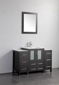 Vanity Art - Bathroom Vanity Set - VA3024-48E - Espresso