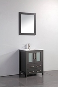 Vanity Art - Bathroom Vanity Set - VA3024E - Espresso