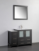 Vanity Art - Bathroom Vanity Set - VA3030-42E - Espresso