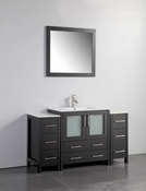 Vanity Art - Bathroom Vanity Set - VA3030-54E - Espresso