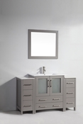 Vanity Art - Bathroom Vanity Set - VA3030-54G - Grey