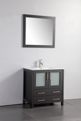 Vanity Art - Bathroom Vanity Set - VA3030E - Espresso
