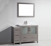 Vanity Art - Bathroom Vanity Set - VA3036-48G - Grey