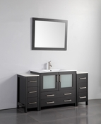 Vanity Art - Bathroom Vanity Set - VA3036-60E - Espresso